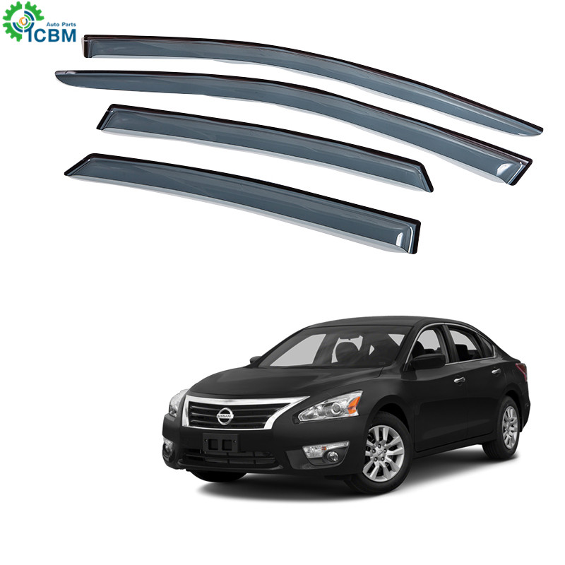 Steel Rear Bumper Protector Door Scuff Plate Sill for Nissan Teana Altima 13-15
