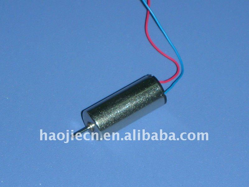 Coreless dc motor(HS-8520-Q)