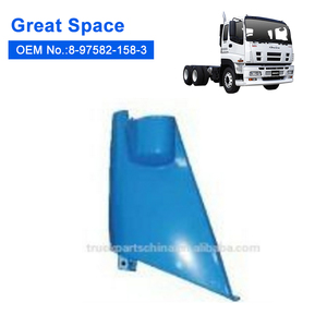 Great Space Enterprise Ltd 2006 on elf npr nkr nqr corner panel 8-97582-158-3 for truck body parts