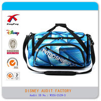 One strap dirty laundry bag for travel, cheap laundry bag men's fashionable travel bags