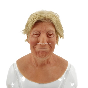 Realistic Silicone Donald Trump Mask for  Party Costume/Halloween Costume