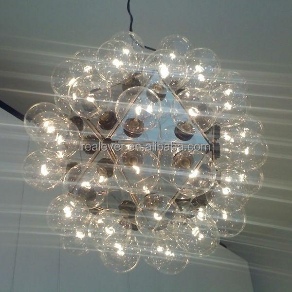 20 Bulbs Italian Design Flos Taraxacum Glass Ball Bubble ...