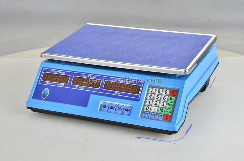 table top weighing scale weighing scale in qatar GX-219