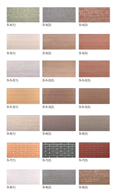 Pvc Vinyl Siding Wood Grain Fiber Cement Exterior Wall