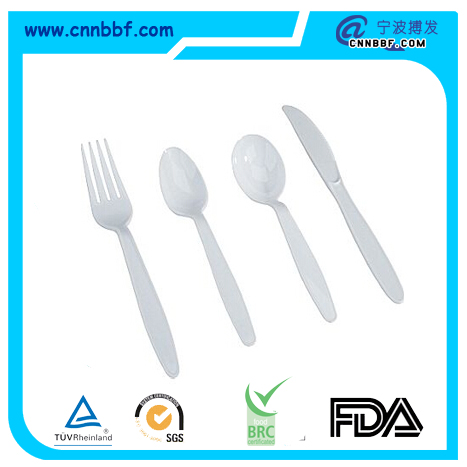 PS plastic cutlery/Disposable plastic cutlery/plastic cutlery