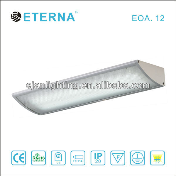 Modern T5 Fluorescent Office Wall Lamp
