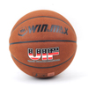 Winmax professional size 7 inflatable larger particles microfiber leather basketball
