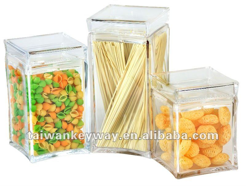 Acrylic Food Storage Containers Part - 19: Acrylic Container - Buy Acrylic Food Container,Acrylic Containers For Food,Acrylic  Storage Containers Product On Alibaba.com