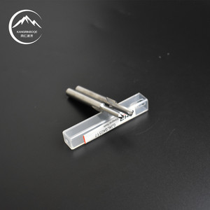 Solid Carbide Stainless Steel Milling End Mills For CNC Machine Working