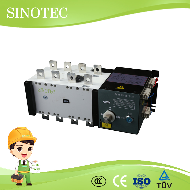 3p 4p power switches 100a 3p 4p automatic transfer switch ats 220v 3p 4p automatic change over switch