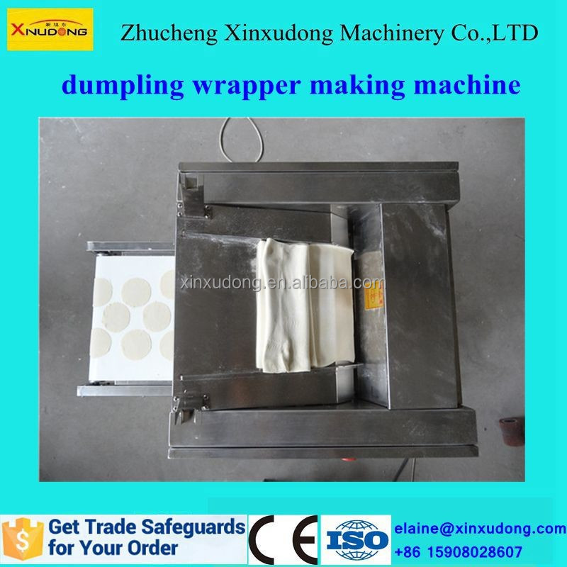 Automatic hot selling small dumpling machine factory