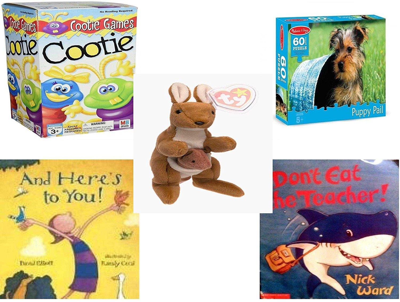 d3b68e92e01 Buy Childrens Gift Bundle - Ages 3-5  5 Piece  - Cootie Game ...