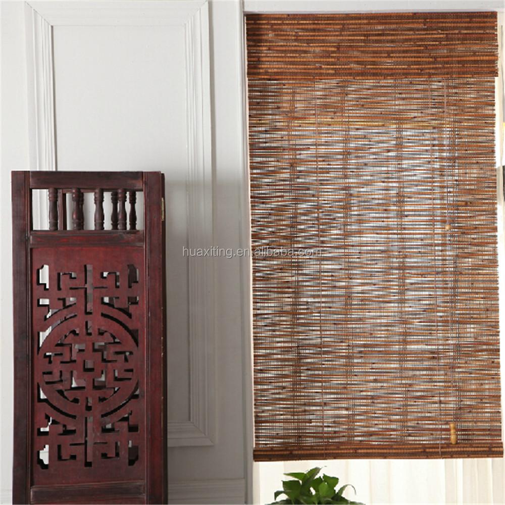 Tende Per Esterno In Bambu.Bambu E Canne Avvolgibili Tende Da Esterni 100 Piantato Rimboccarsi