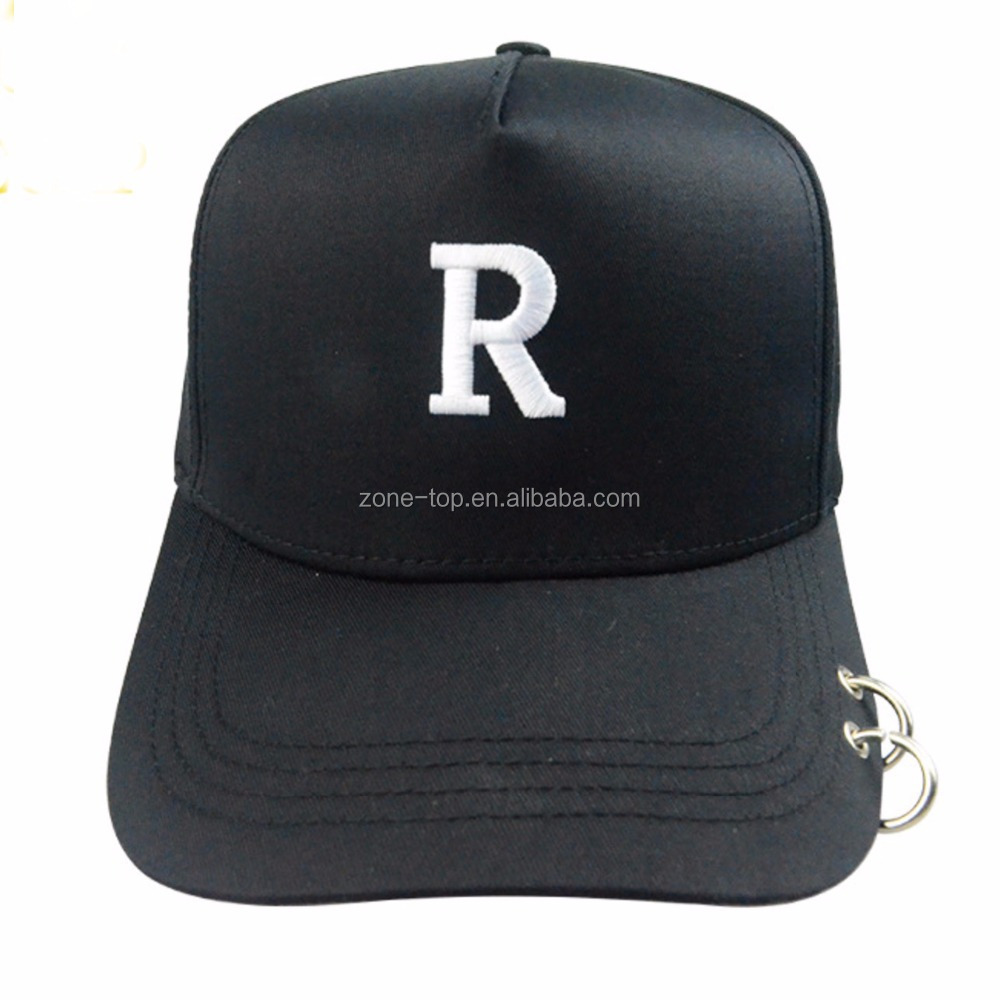 New Fashion Baseball cap with ring