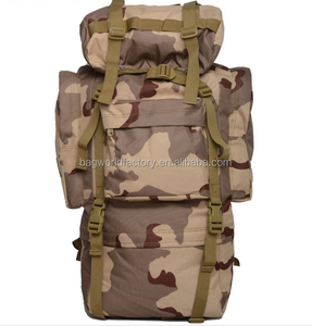 large multifunction camo printing military hiking backpack