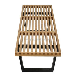Modern Homes Furniture Wooden Shower Bench Wood Shutter Slats for Bench Bathroom Teak Shower Bench