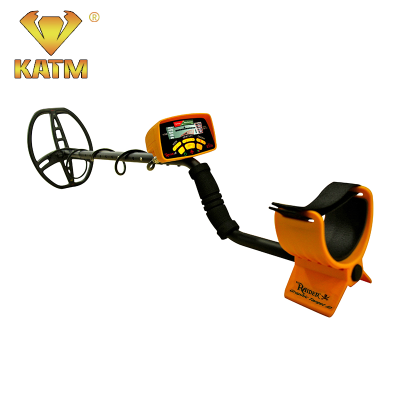 treasure hunter metal detector MD6350 gold metal detector, Accurate Underground Metal Detectors