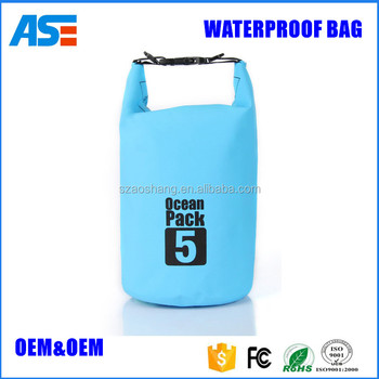 dddd89bb48 Promotional Outdoor Sports Dry Bag 2l 5l 10l 15l 20l 30l 500d Pvc ...