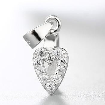 Fashion cz pave s925 heart pendants pinch bail for jewelry making fashion cz pave s925 heart pendants pinch bail for jewelry making china supplies aloadofball Gallery
