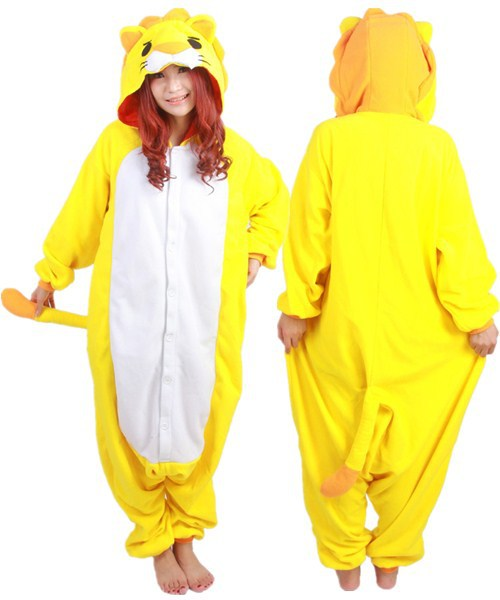 Buy Hot JP Anime Animal Pajamas Lion jumpsuit Cosplay Costume Women Pyjamas  Party Adult Onesie in Stock in Cheap Price on m.alibaba.com 21f501c221763