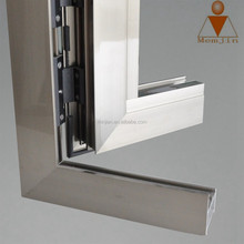 aluminium thermal break frame for kinds of windows and doors with good price