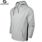 OEM China Factory Custom 100% Cotton French Terry Mens Gym Wholesale Hoodie