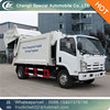 CLW trash compactor equipment 8m3 garbage truck Japan