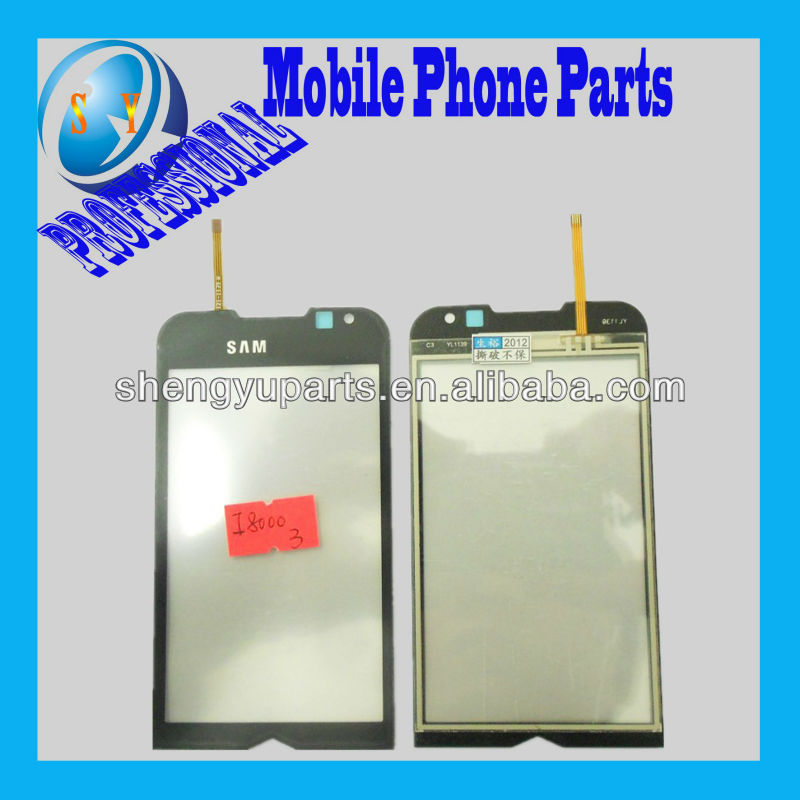 Hotsale Brand Original New Touch Screen For Samsung Omnia II i8000 Digitizer Screen
