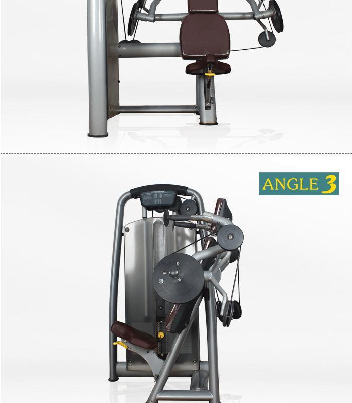 machine arm workouts