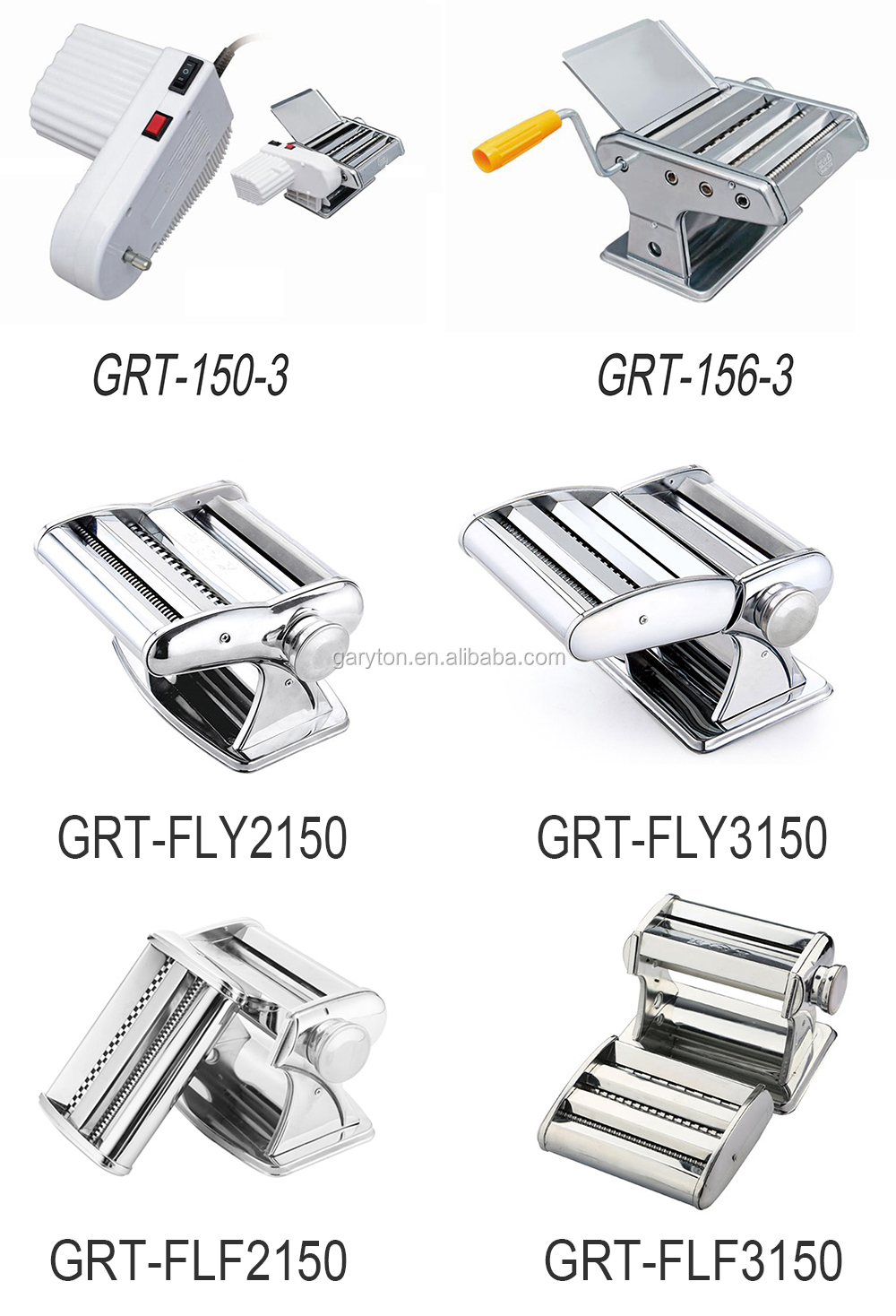 GRT-150-2 New Design Best Noodle Machine Pasta Machine For Home With Motor