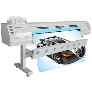 New arrival Sky color eco solvent printer 6 feet eco solvent printer price