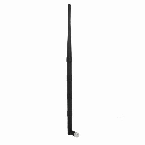 SODIAL(R) 2.4GHz 15dBi RP-SMA Male Connector Tilt-Swivel Wireless WiFi Router Antenna