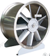 Stainless steel / Aluminum blades High Temperature Axial Fan