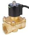 Two- position Two- way Direct drive type solenoid valve
