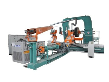 cnc buffing machine