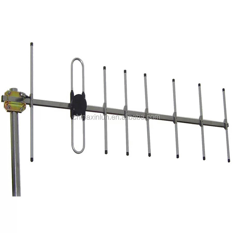 Base Station VHF 136-174MHz 8 elements 11dBi Yagi Antenna