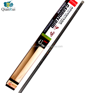 Carbon rod blank Telescopic fishing rod wholesale