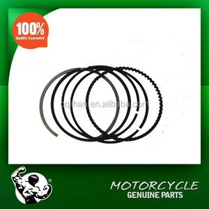 High quality motorcycle piston ring for cg150 parts