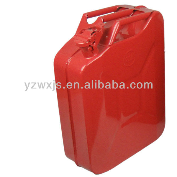 20l kersenrood 5 gallon jerrycan