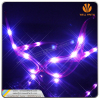 Novelty Christmas Party LED Flashing Lighting Up Glasses