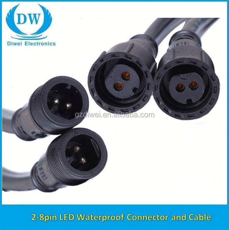 Électrique Terminal Led éclairage Extérieur IP68 Connecteur étanche Câble  ...