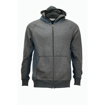 mens raglan sleeve and pouch front pocket zip hoodie