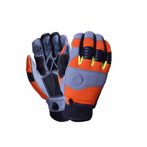 best price Anti-slip magnet mechanic working gloves industrial safety gloves