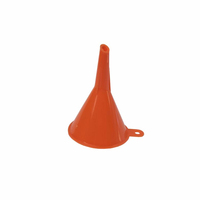 QM Factory Wholesale Christmas Tree Use Whisky Flow BPA Free Food Grade Small Colored Plastic Funnel