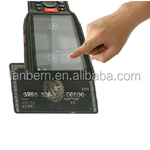 M60 4G LTE 4 inch handheld ticket Android bluetooth thermal POS Printer
