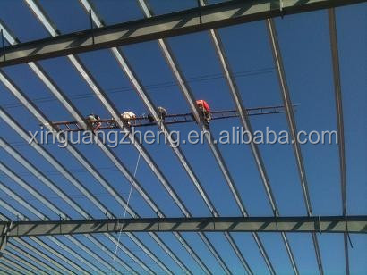 Prefabricated steel structure warehouse building with CE Certification