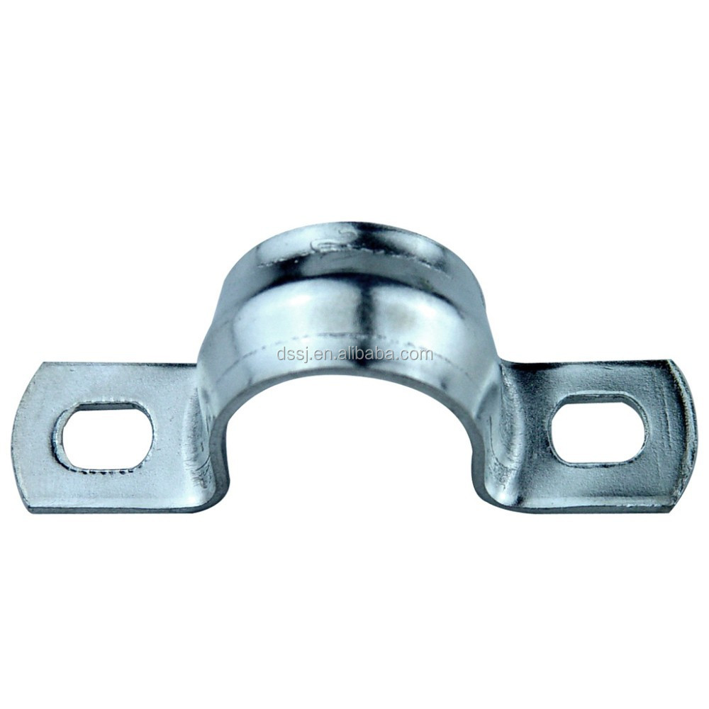 20mm Galvanized Steel Exhaust Pipe Clamp Saddles For Sale - Buy Pipe Saddle  Clamp,Rubber Coated Pipe Clamps,Rubber Coated Pipe Clamps Product on