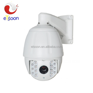 PTZ camera with 50m night vision Wholesale outdoor full hd 36X 1080p 2mp IP IR laser mini IR speed dome
