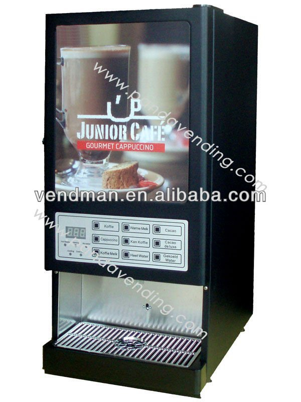 Commercial Coffee Vending Machines