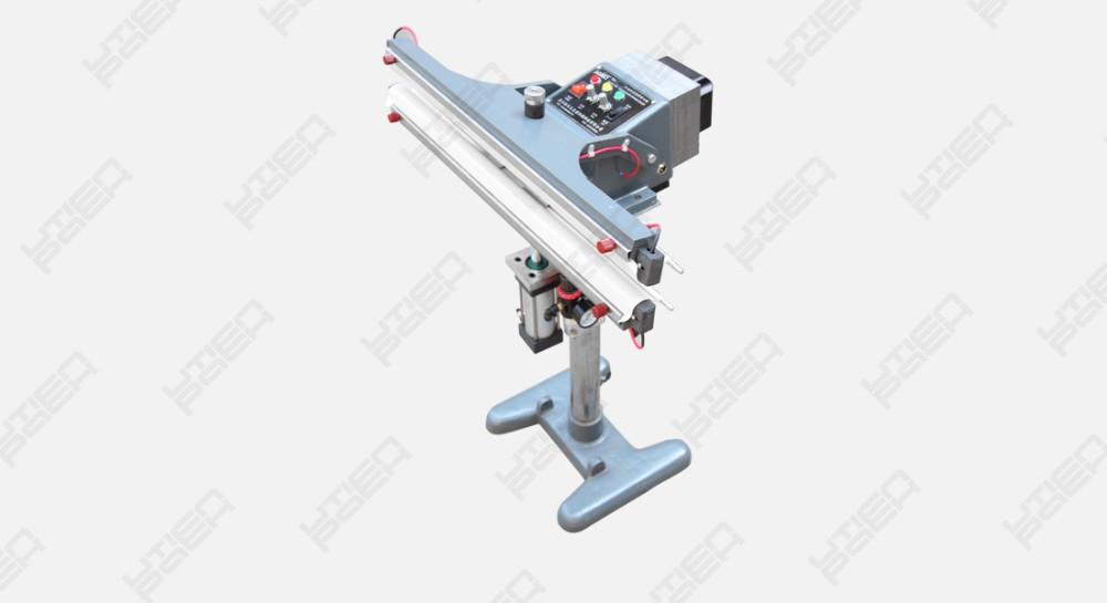 Strong power industrial Double Side sealing machine  pedal sealer